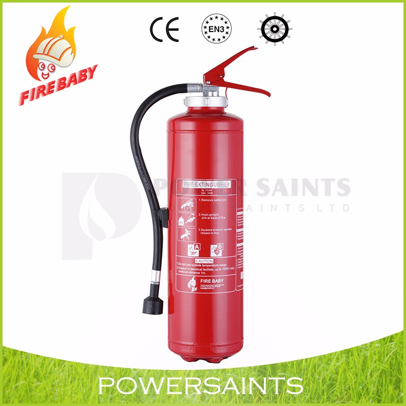 Decorative Fire Extinguisher cartridge foam fire extinguisher, cartridge foam fire extinguisher