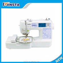 China the most popular Single Head Computerized Fabric Embroidery Machine with Spare Parts price