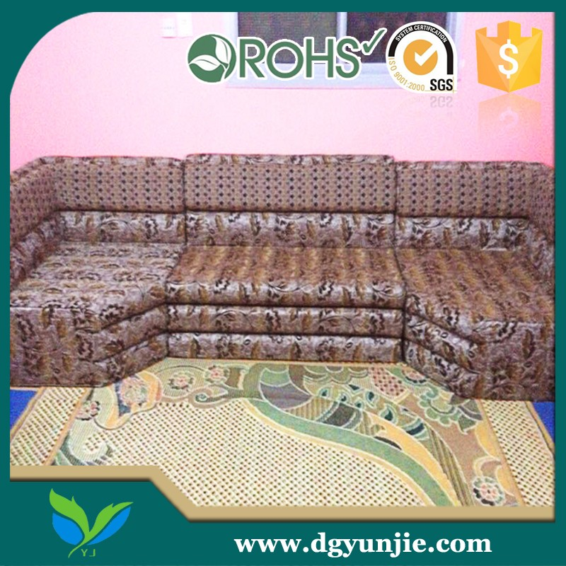 Factory sofa stock cleaning muslin sofa come bed design