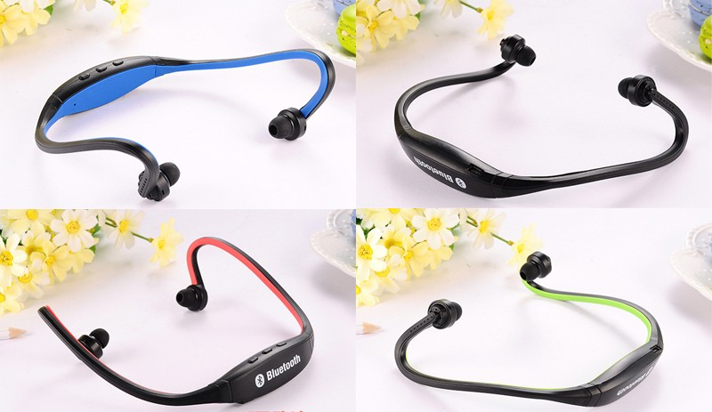 2017 Neckband Style and Portable Media Player all brand bluetooth headset