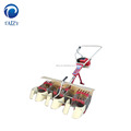 Agricultural weeding machine 2 row paddy field weeder