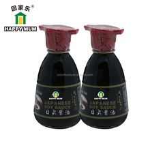 Halal Japanese Sushi And Sashimi Seasoning Tabel Soy Sauce 150ml