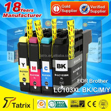 compatible ink cartridge LC 103 for brother
