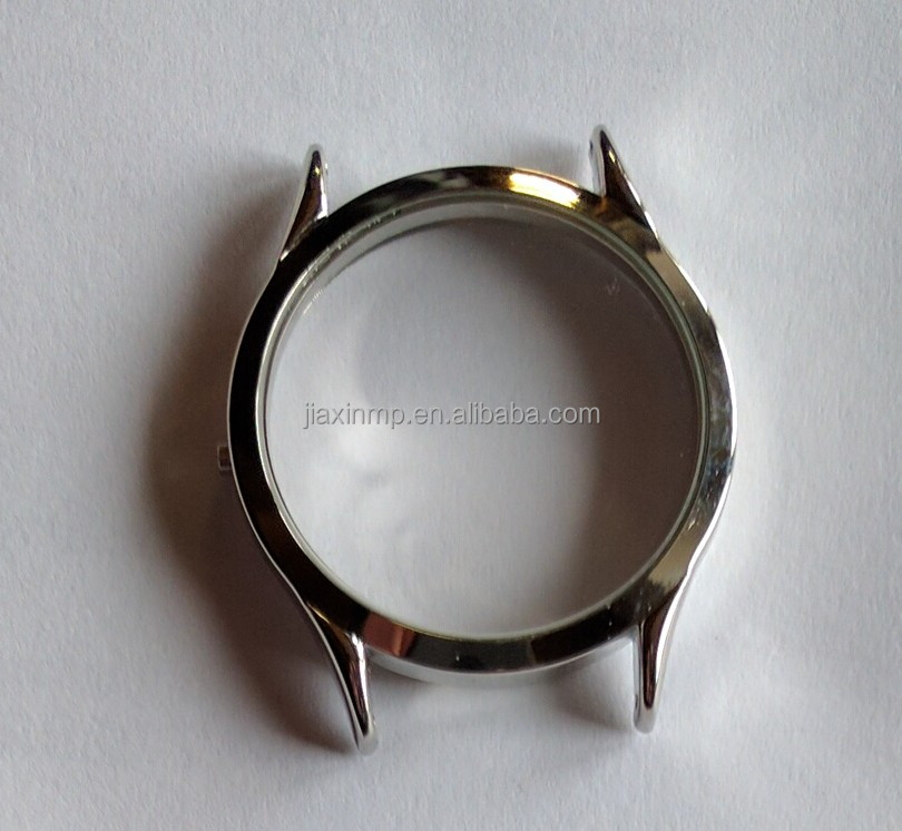 high precision custom 3atm water resistant stainless steel watch case