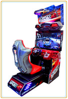 Crazy Speed 2 Amusement game and arcade game machine