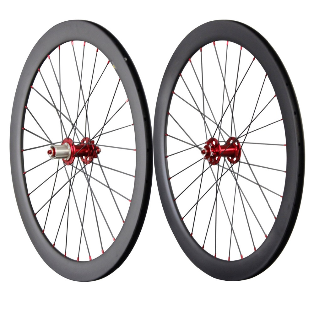 2015 carbon disc brake wheel 700c clincher Chinese carbon road bike wheel disc