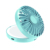 Amazon Top Seller Wholesale Makeup Mirror With Mini USB Fan, Pretty mirror fan