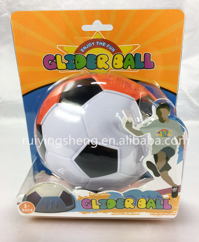 PU Foam Indoor Hover Ball glider ball for kids