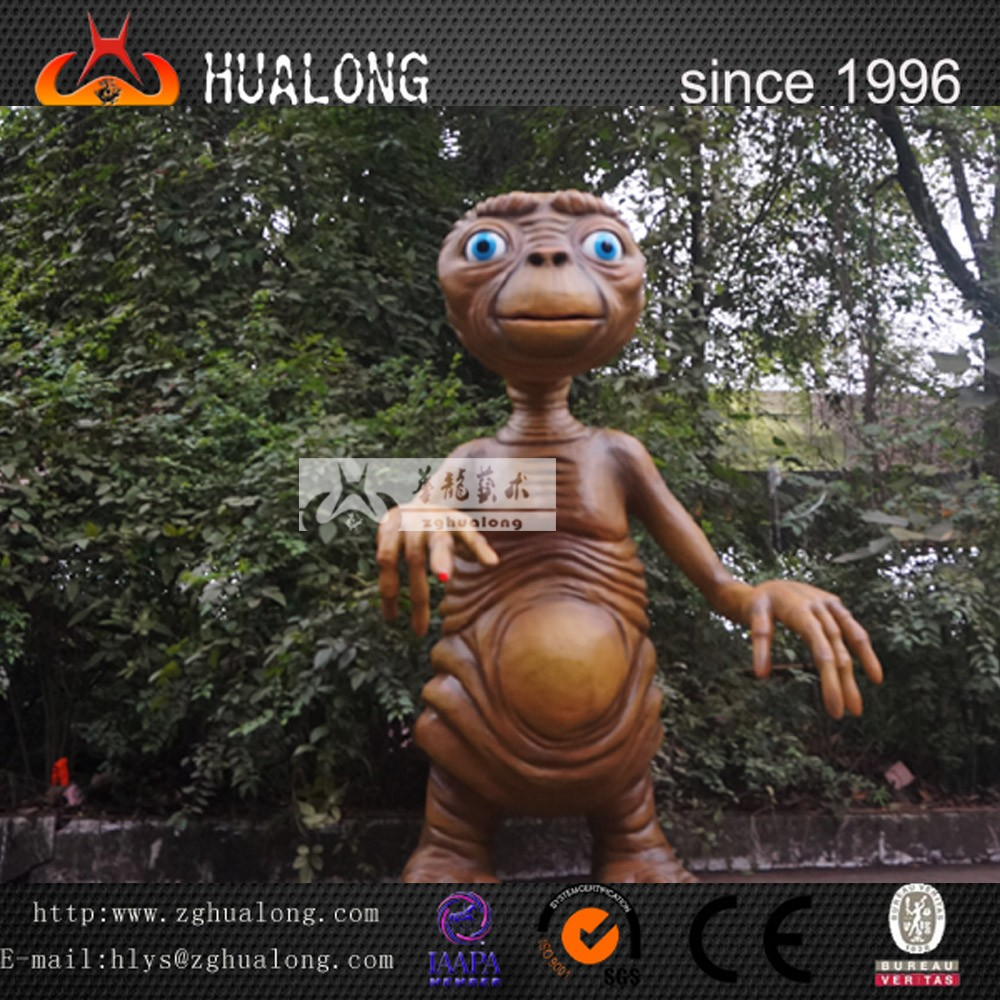 High quality new design simulation aliens model