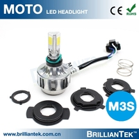 1 Year Warranty High Quality 30W 3000LM LED Motorcycle Headlight