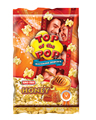 Popular Snack Food Honey Microwave Popcorn