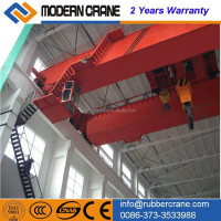 New condition and heavy load machines Explosion Proof Bridge Crane Design with Cap.32Ton