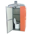 Environmental Toilet, Stainless Steel Mobile Portable Toilet