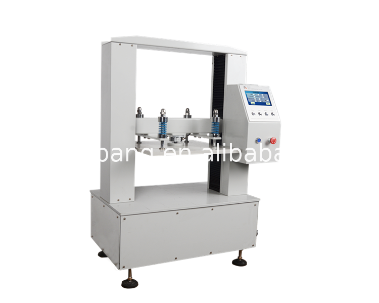 High Density carton box compression test machine