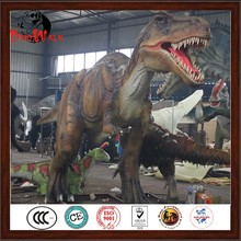 Best quality promotional pneumatic animatronic dinosaur With Promotional Price