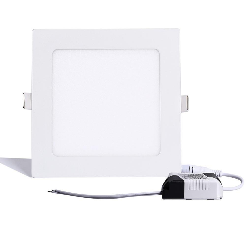 Factory Wholesale 3W 90x90mm led square panel light recessed led panel lamp