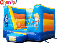 seaworld kids inflatable bouncer house bouncy castle