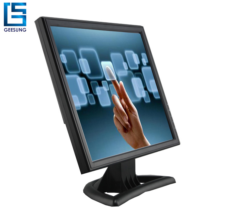 17 inch lcd screen wall mount touch screen monitor touch Screen monitor