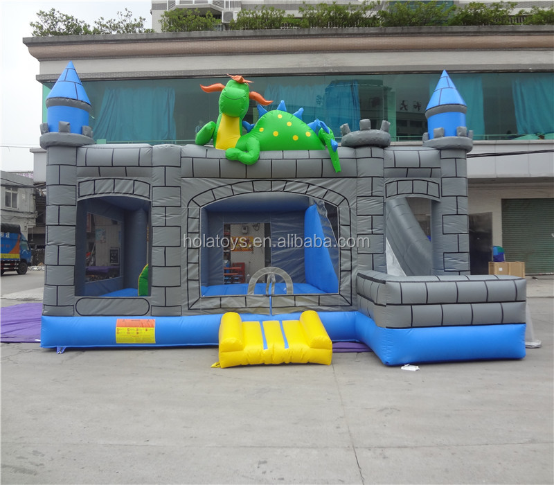 HOLA new bouncy castle/inflatable bouncer with prices/adult bounce house