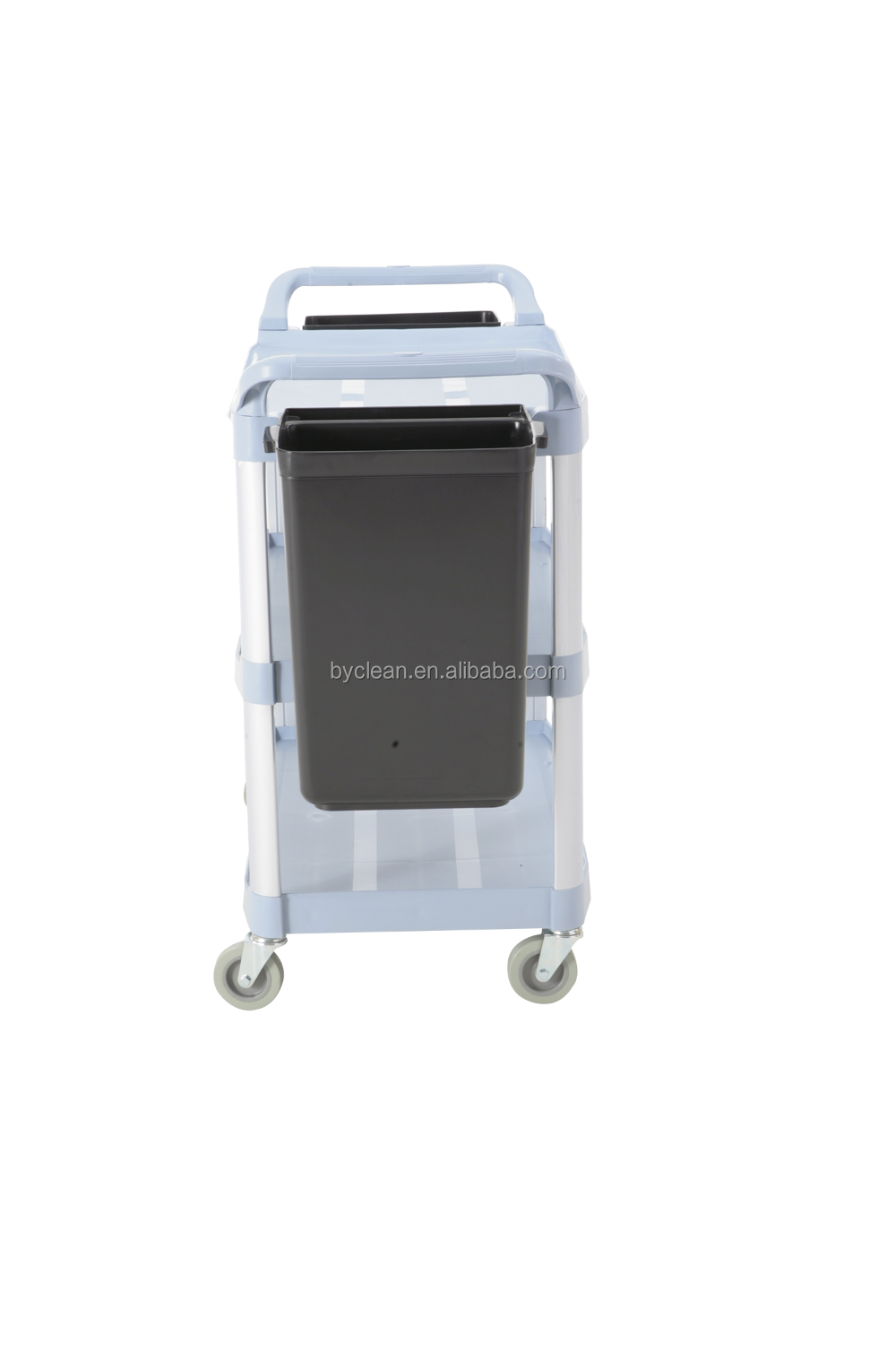 AF08161A Cleaning Trolley Utility cart with buckets(L)