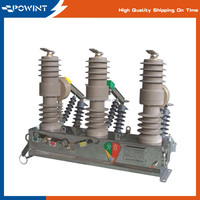 Medium Voltage Overhead Line Circuit Breaker