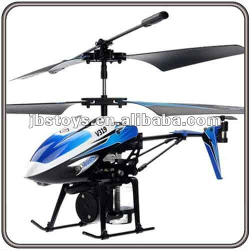 Toys 3.5 Channel RC Shooting Water Amazing Superior Helicopter