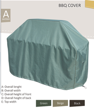 waterproof dustproof oxford 420D pvc coated deep lake blue 12411 BBQ grill cover