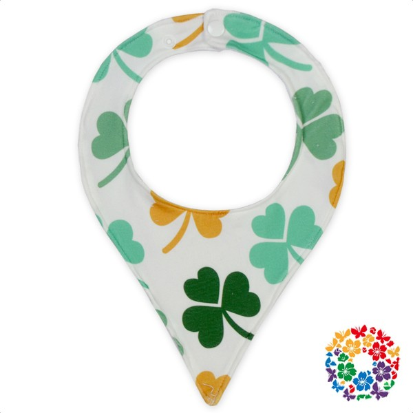 2017 wholesale fancy christening baby bandana bibs
