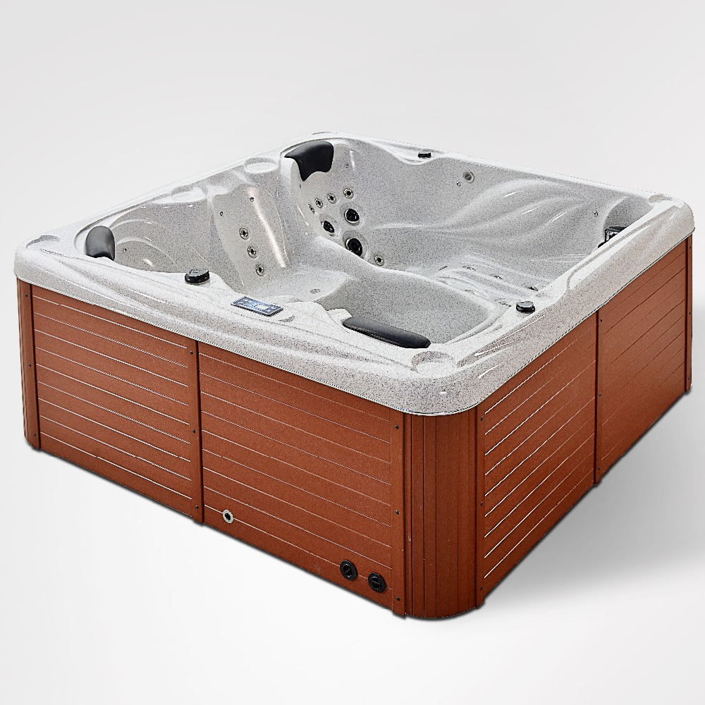 10-year Professional Bathtub Manufacturer/Adult Outdoor Spa /Sex Massage Whirlpool With Led Light