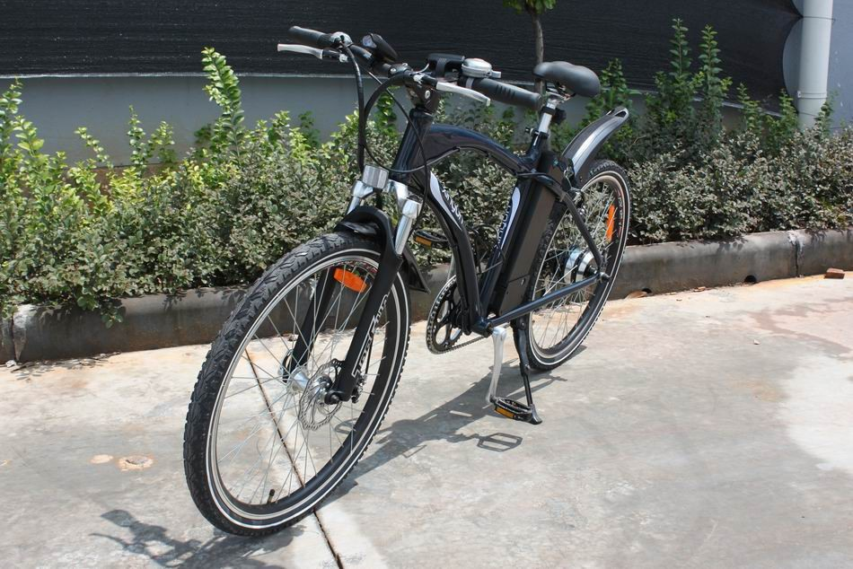 7 Speed CE Electric Bicycle with Lithium battery