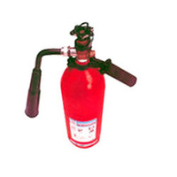 Carbondioxide Portable Fire Extinguishers From India