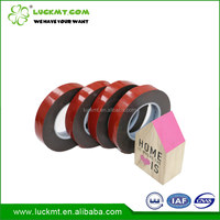 Strong Holding Force Grey Acrylic Foam Tape For Furniture Glass Bond