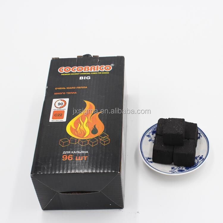 natural coconut hookah charcoal in stock for sell