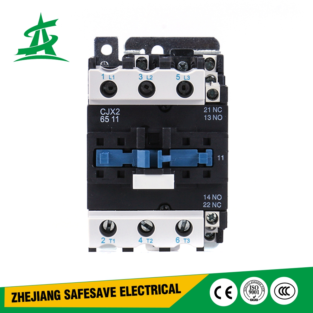 CJX2-205 easy operation ingenious manufacture 12-660V 50/60 ac contactor
