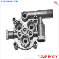 China Ningbo aluminum die casting high quality washer parts