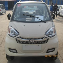Cheap 4 Wheel Electric Car Solar Electric Car Import