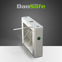 Pedestrian Entrance Control Turnstile Access Control For Gym