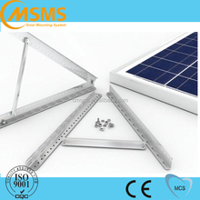 Ground and roof application aluminum mounting rail/solar panel installation kit/solar mounting/brackets solar system