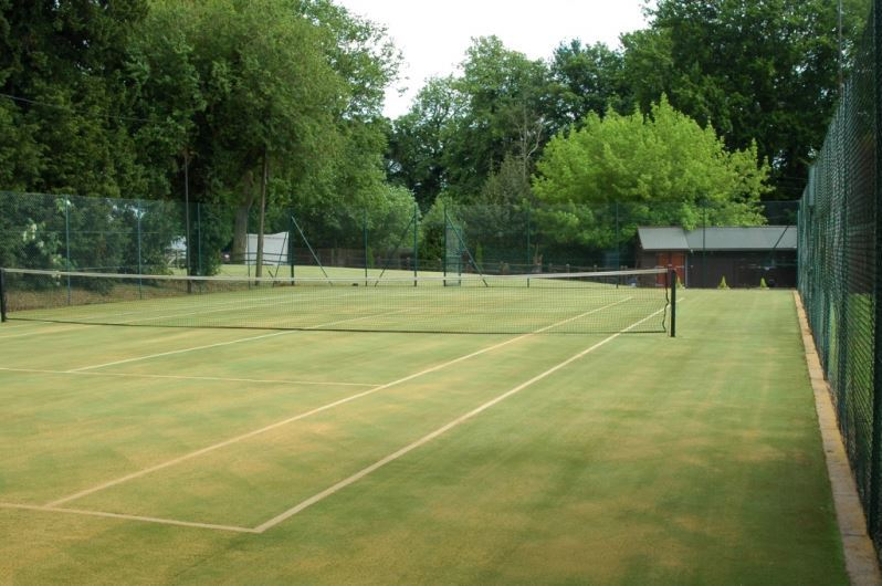 Portable Tennis Court Field Sports Flooring