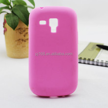 For Samsung Galaxy S3 Mini I8190 Silicone Case Cover Wholesale