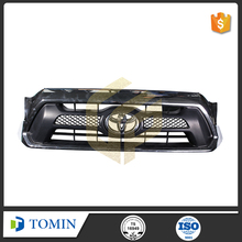 Top grade hotsale front grille chrome for toyota 2012 for tacoma grille