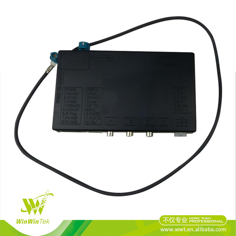 car video interface 1 3 5 7 series