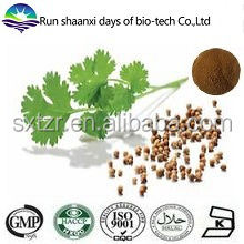 Factory Supply Natural Caraway Herb Extract, Coriander Seed Extract Powder