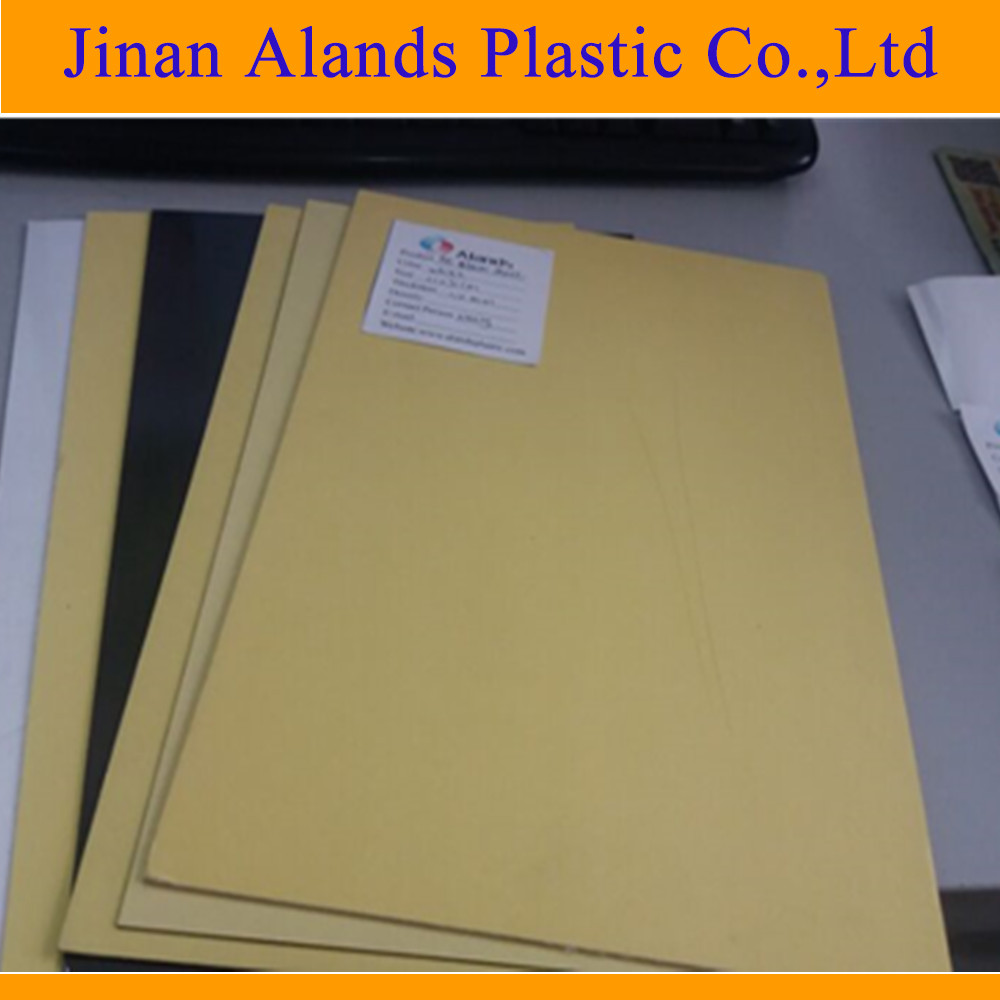 Hot selling photo album pvc inner sheet made in China