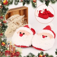 New Arrival Factory Sale Various Christmas cotton slipper
