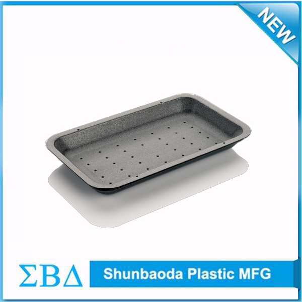 Strong Absorbent Pad Disposable PS Tray for Chicken