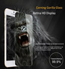 used mobile phones China manufacture corning gorilla glass price 0.2 mm touch screen tablet for iphone 6