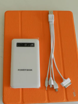 5600mAh Power Bank External Battery USB Charger For I pad, iPhone HTC Samsung