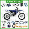 Wholesale Motorcycle Parts Front Rear Sprockets and Footpegs for YZF WR Offroad Bike