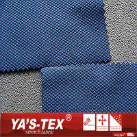 Embossed Polar Fleece 3 Layer Bonded Polyester Spandex TPU Stretch Fabric For Sportswear